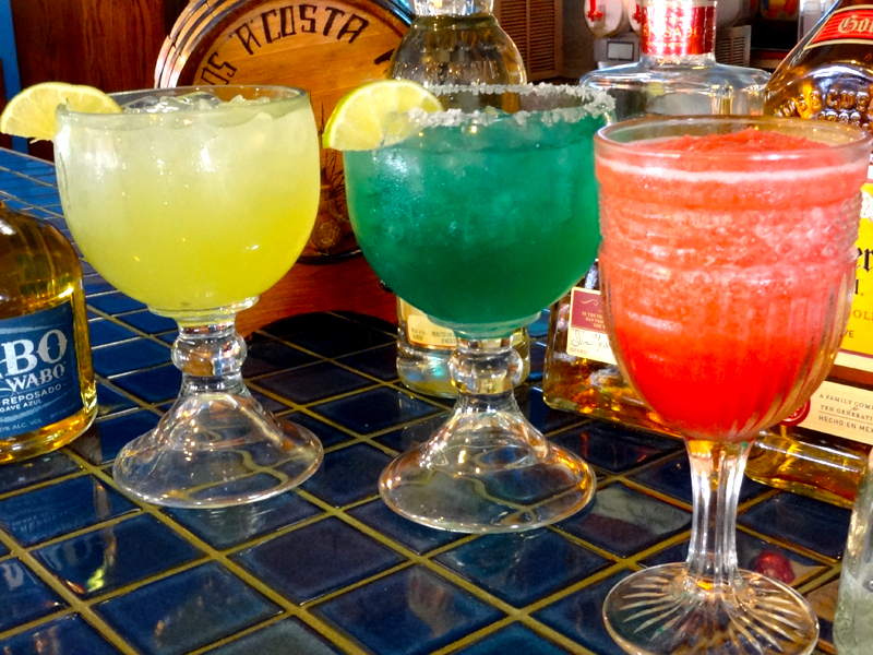 Happy Hour & Daily Specials at Costa Azul Mexican Restaurant
