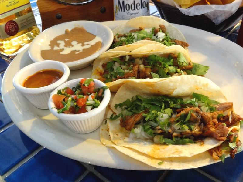 Lunch Specials at Costa Azul Mexican Restaurant