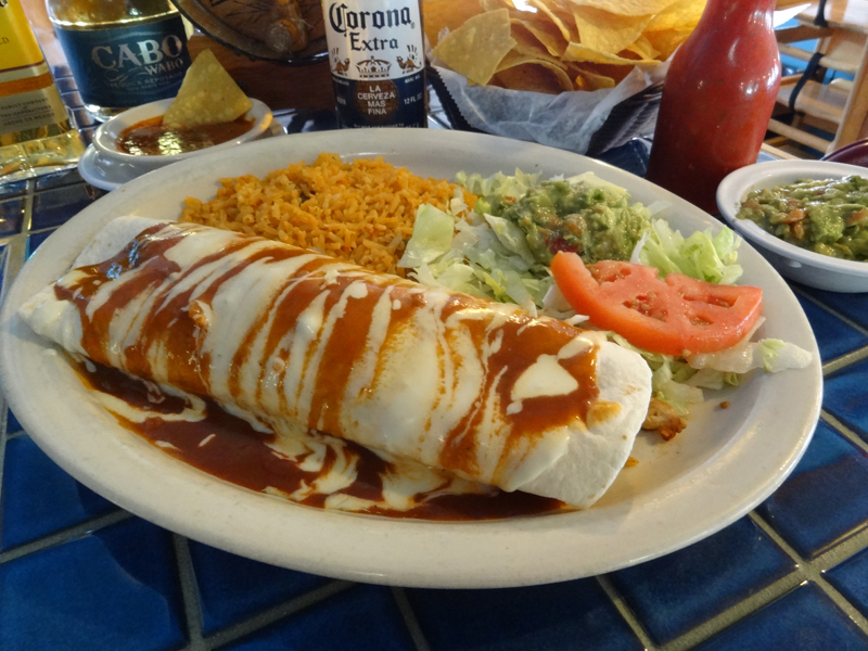 Dinner Specials at Costa Azul Mexican Restaurant